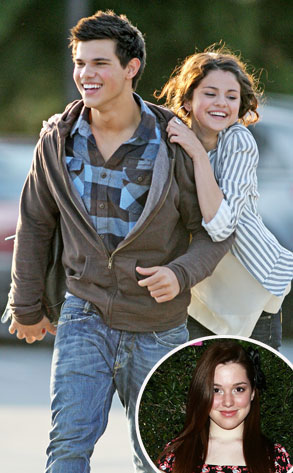 Taylor Lautner, Selena Gomez, Jennifer Stone