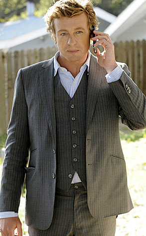 The Mentalist, Simon Baker