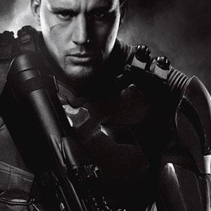 Channing Tatum, G.I. Joe: The Rise of Cobra