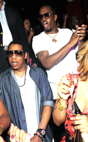 P Diddy Is Jealous of JayZs Marriage to Beyonce  Sean