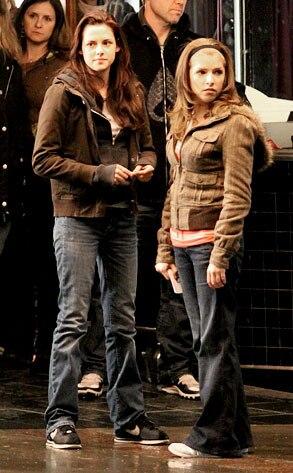 Kristen Stewart, Anna Kendrick, New Moon