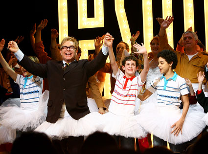 Elton John, Cast Billy Elliot