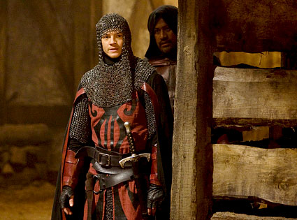 Legend of the Seeker, Craig Horner