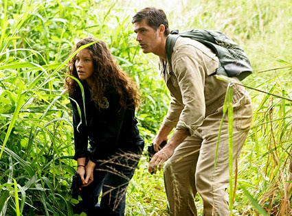 Lost, Matthew Fox, Evangeline Lilly