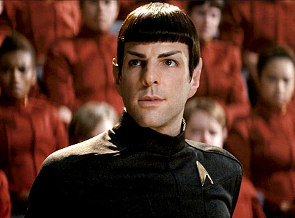 Star Trek, Zachery Quinto
