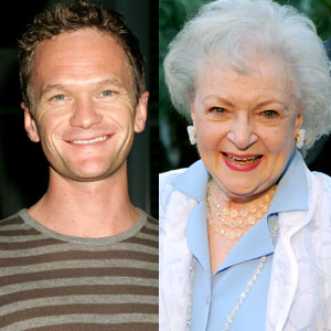 Neil Patrick Harris, Betty White