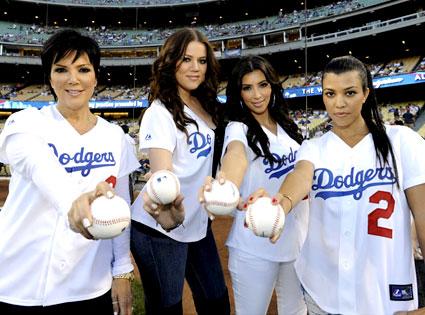 Kim Kardashian, Kourtney Kardashian, Khloe Kardashian, Kris Kardashian