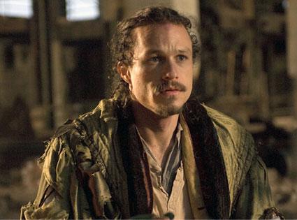 Heath Ledger, The Imaginarium of Doctor Parnassus