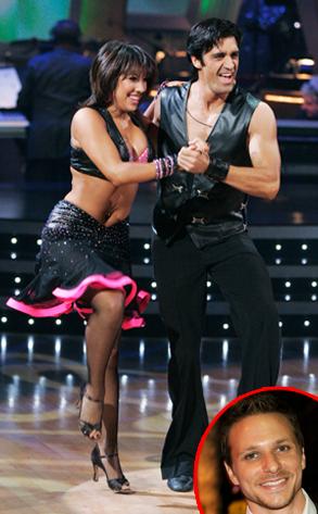Cheryl Burke, Gilles Marini, Drew Lachey, Dancing with the Stars