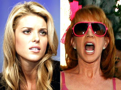 Carrie Prejean, Kathy Griffin