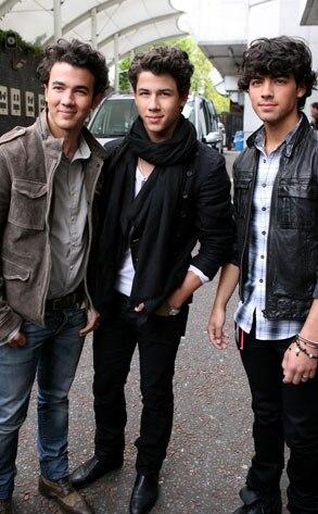 Kevin Jonas, Nick Jonas, Joe Jonas