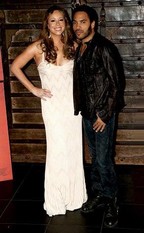 Mariah Carey, Lenny Kravitz