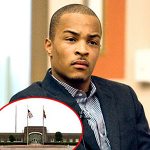 T.I., Forest City Federal Correctional Complex
