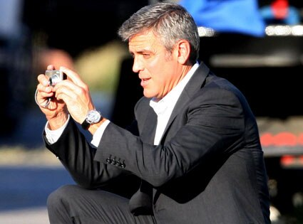 Georege Clooney