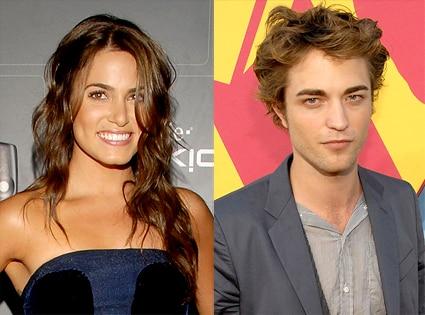 Nikki Reed, Robert Pattinson