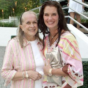 Brooke Shields, Teri Shields
