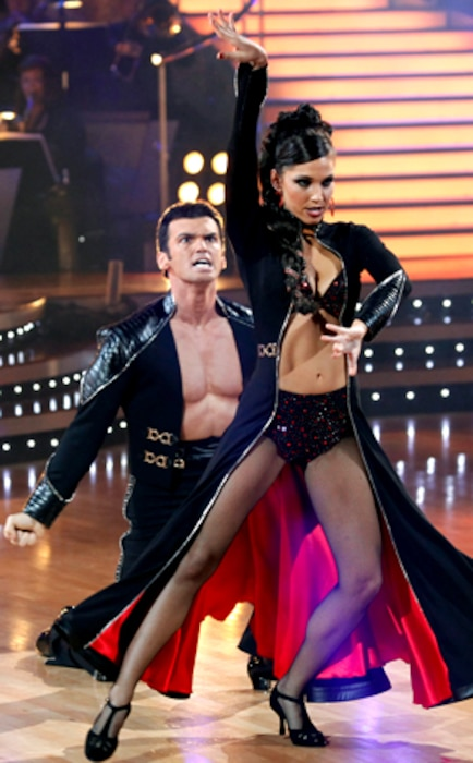 Tony Dovolani, Melissa Rycroft, Dancing with the Stars