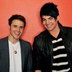 America Idol, Adam Lambert, Kris Alllen