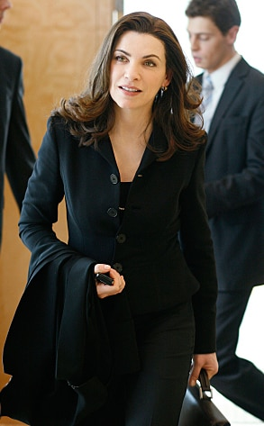 The Good Wife ,Julianna Margulies