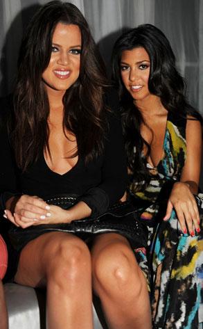 Kourtney Kardashian, Khloe Kardashian