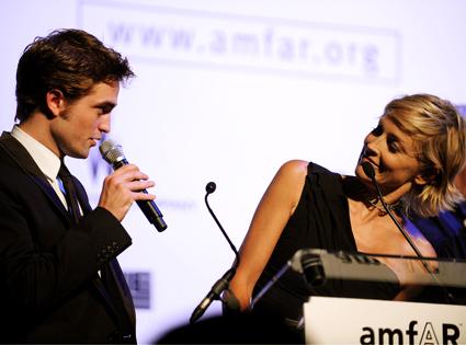 Sharon Stone, Robert Pattinson