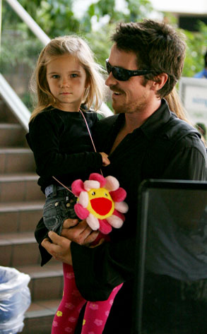 Christian Bale, Emmaline
