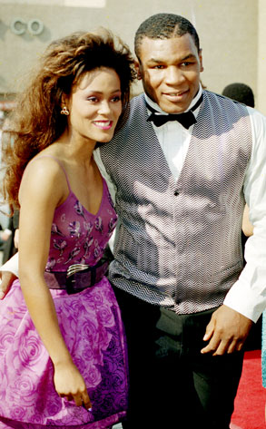 Mike Tyson, Robin Givens