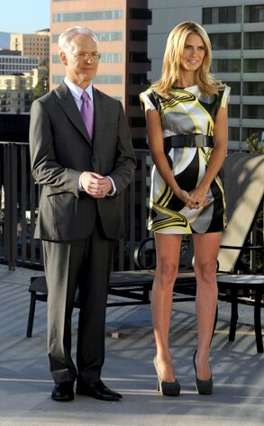 Heidi Klum, Tim Gunn, Project Runway