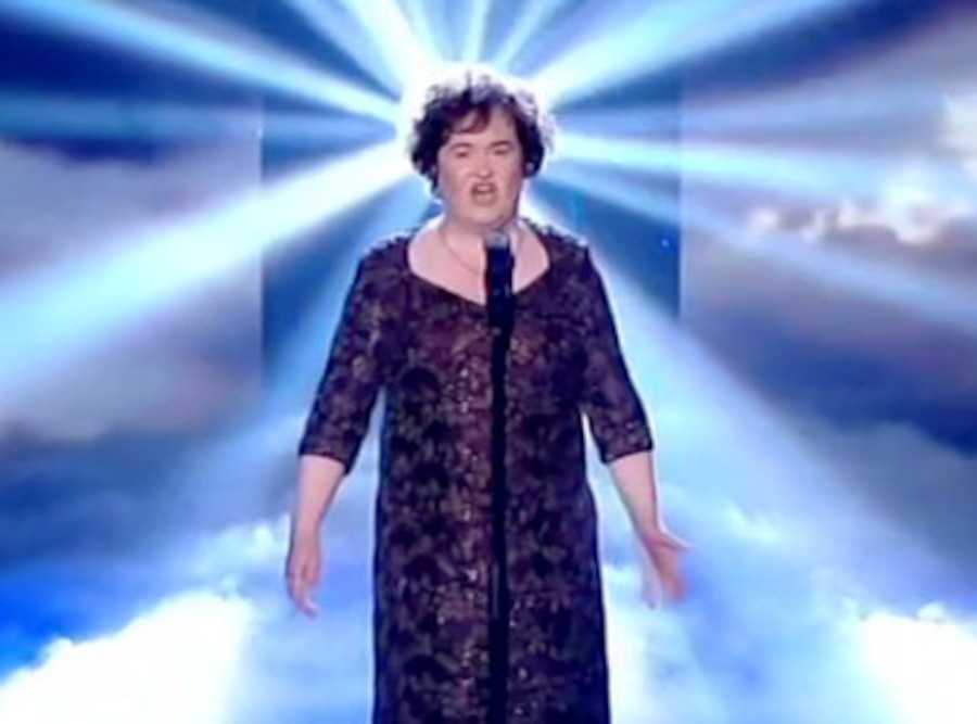 Susan Boyle, Britans got talent