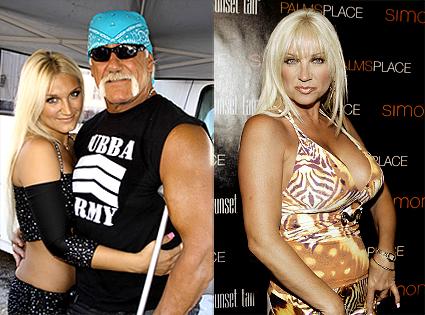 Brooke Hogan, Hulk Hogan, Linda Hogan