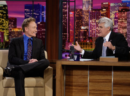 The Tonight Show, Jay Leno, Conan O'Brien