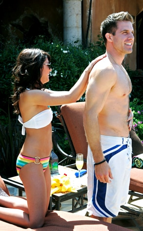 Jillian Harris, Sasha, The Bachelorette