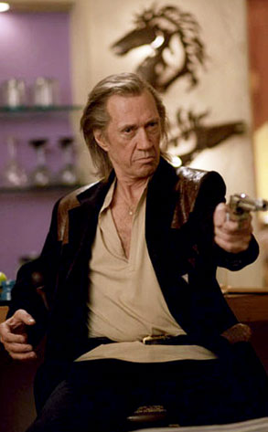 David Carradine, Kill Bill