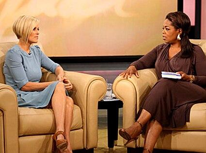 Jenny McCarthy, Oprah Winfrey
