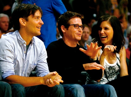 Tobey Maguire, Kevin Connolly, Sophia Bush