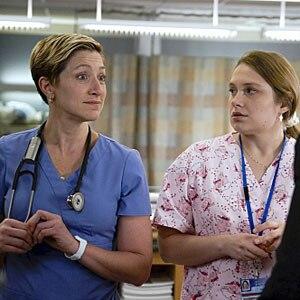 Nurse Jackie, Edie Falco, Merritt Wever