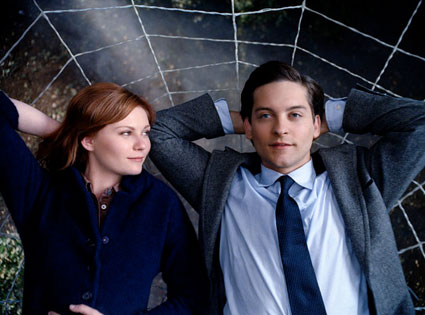 Tobey Maquire, Kirsten Dunst, Spiderman 3