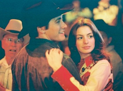 Brokeback Mountain, Anne Hathaway, Jake Gyllenhaal