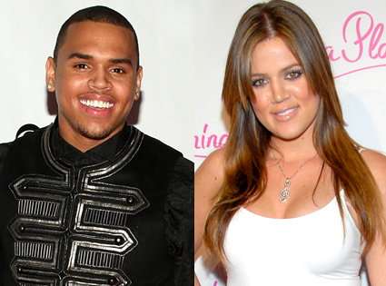 Chris Brown, Khloe Kardashian