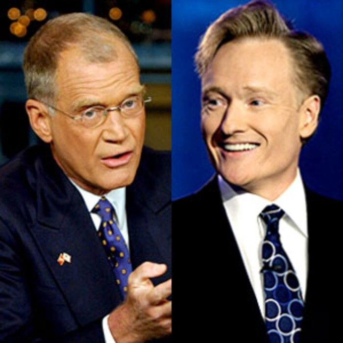 Conan O'Brien, David Letterman