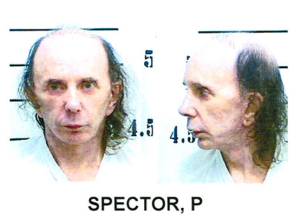 Phil Spector, Mug Shot