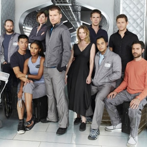 VIRTUALITY, Kerry Bishe, Ritchie Coster, Eric Jensen, Nelson Lee, Joy Bryant, Clea Duvall, Nikolaj Coster-Waldau, Sienna Guillory, James D'Arcy, Jose Pablo Cantillo, Gene Farber, Omar Metwally and Jimmi Simpson