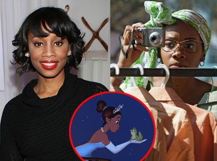 Anika Noni Rose, The No. 1 Ladies Detective Agency , The Princess & the Frog