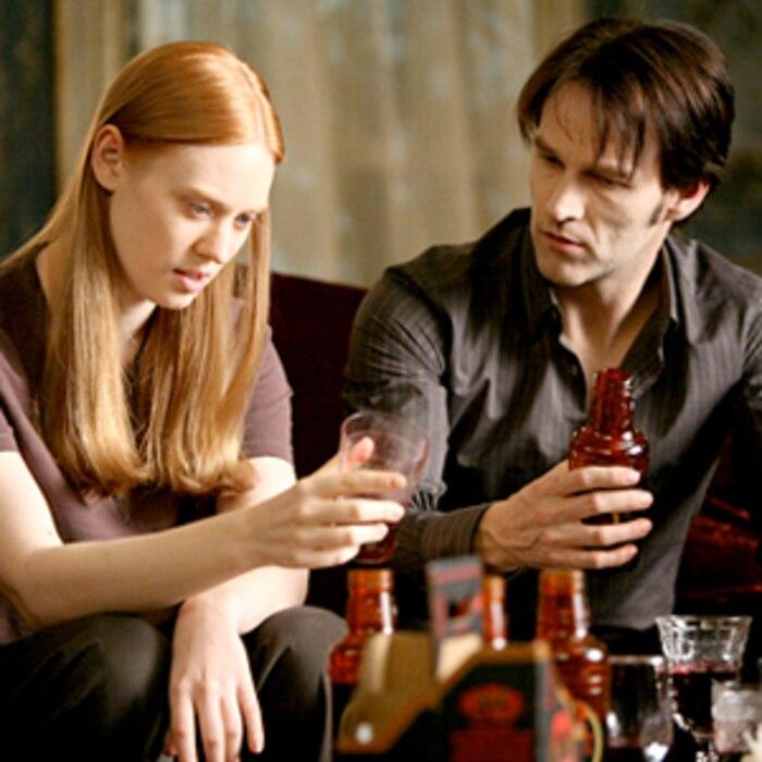 Deborah Ann Woll, Stephen Moyer, True Blood