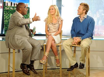 Today Show, Al Roker, Heidi Montag, Spencer Pratt