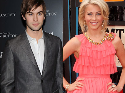 Julianne Hough, Chace Crawford