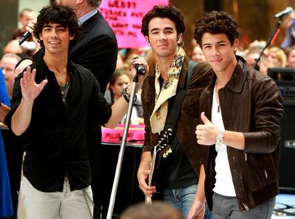 Joe Jonas, Kevin Jonas, Nick Jonas, The Jonas Brothers
