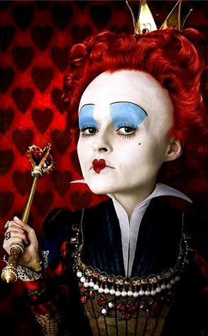 Helena Bonham Carter, Alice in Wonderland