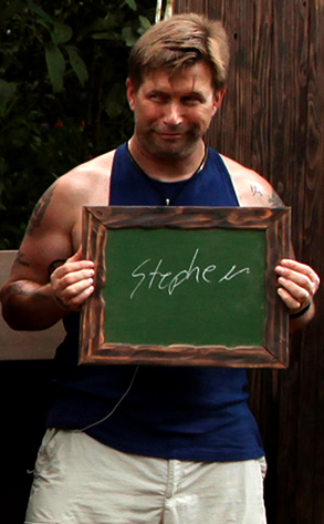 Stephen Baldwin, I'm a Celebrity...Get Me out of Here