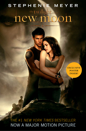 New Moon (book cover)